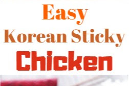 Best Sticky Chicken Recipe From Korea