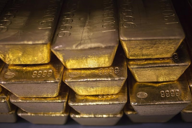 Precio del oro sube