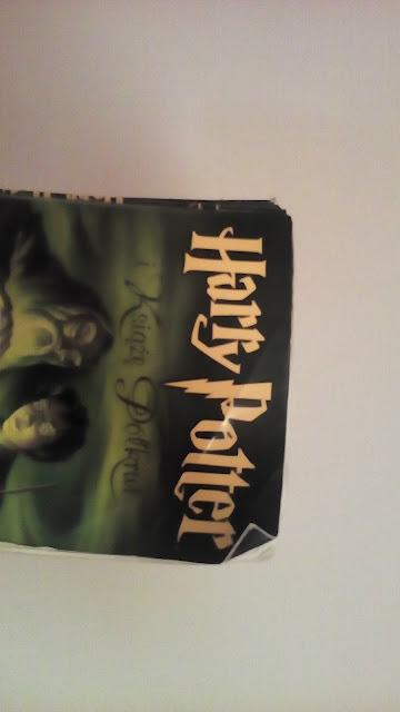 """Harry Potter i Książę Półkrwi"" J.K.Rowling"
