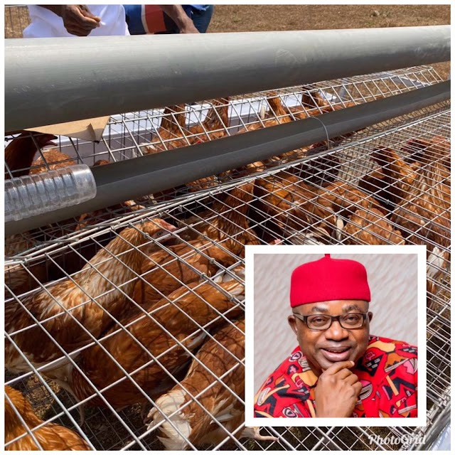Rep Onuigbo scales up Training, Empowerment programmes