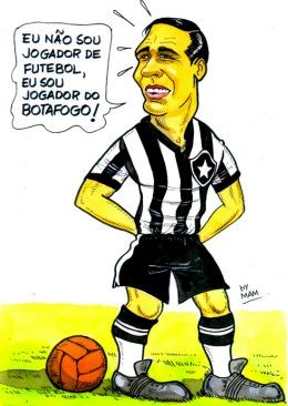 O mais lúdico dos loucos, Botafogo!