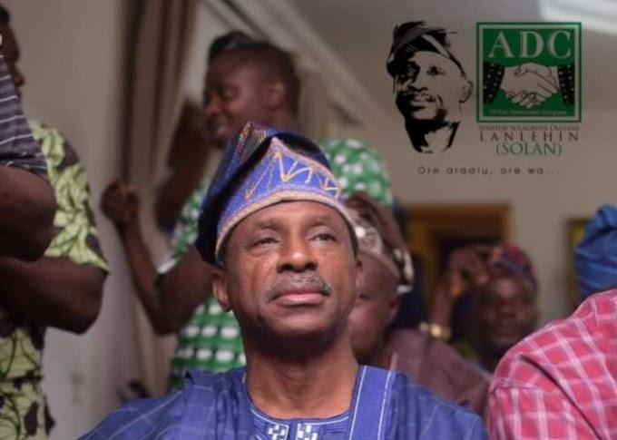 Senator Lanlehin rejoins APC in Oyo