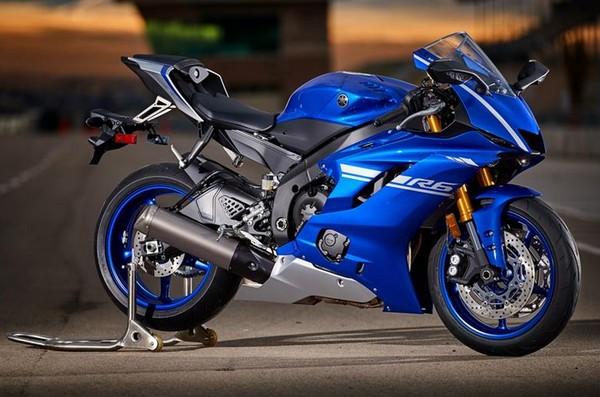 Harga Yamaha YZF-R6