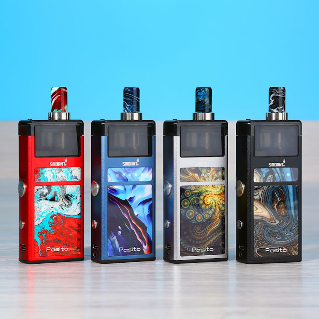 What Can We Expect From Smoant Pasito Pod Kit ?