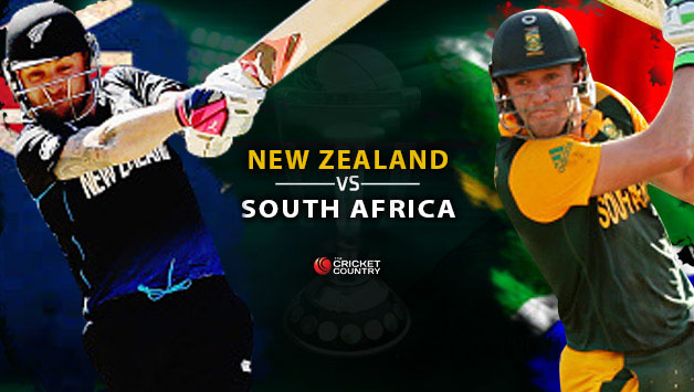 SA vs NZ: South Africa win toss and Choose bowl first in 2nd ODI vs New Zealand