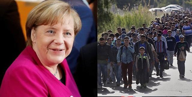 Ψάχνει «πρόθυμους» για να ξεφορτωθεί τους πρόσφυγες η Μέρκελ