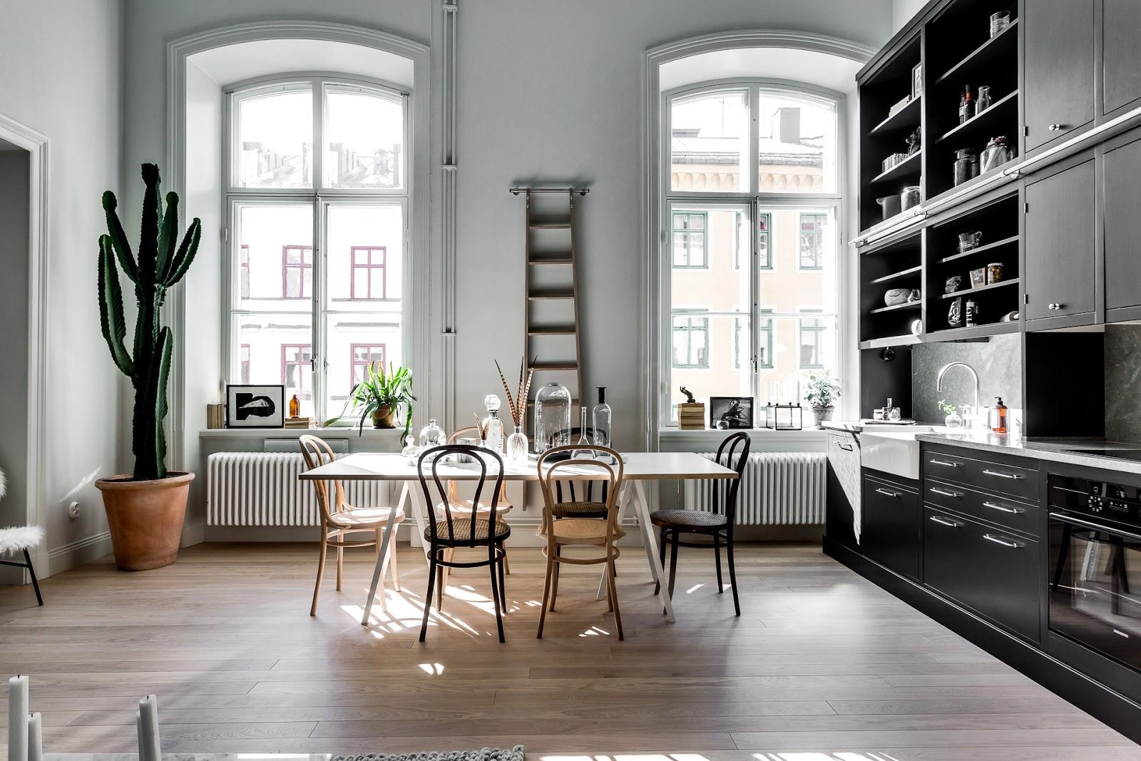 Almacenamiento extra en la cocina | Alquimia Deco
