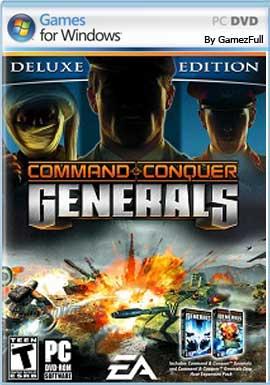 Descargar C&C Generals pc full con todas las expansiones mega y google drive.