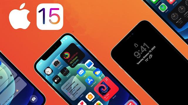 iOS 15 Release Date