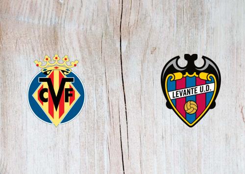Villarreal vs Levante -Highlights 02 January 2021