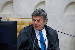 luiz fux bolsonaro bolsonarismo brasil democracia ditadura stf
