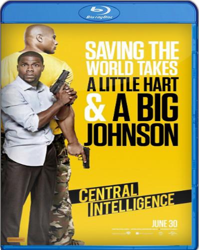 Central Intelligence [BD25] [2015] [Latino]