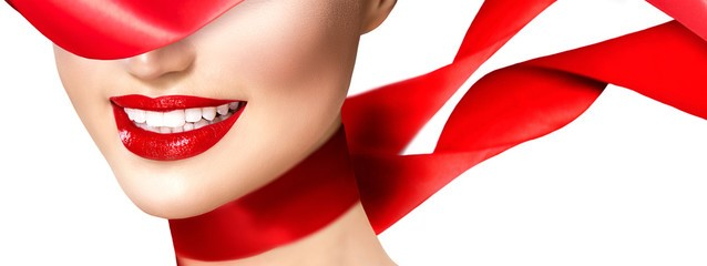 How To Wear Red Lipstick Quotes ~ All Beauty