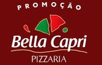 Promoção Bella Capri Pizzaria 'Caminhos da Itália' 2020