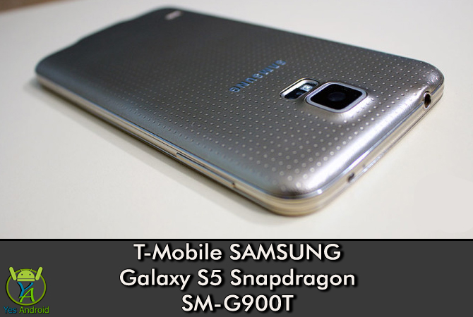 Download G900TUVS1GPI1 Update for Galaxy S5 Snapdragon SM-G900T