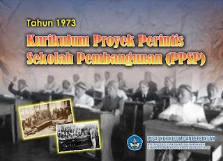 Kurikulum Proyek Perintis Sekolah Pembangunan (PPSP)