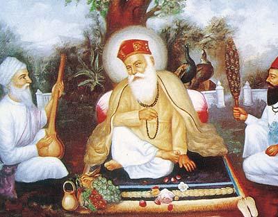 Guru Nanak Dev Ji Hd Wallpaper Sanatan Hindu Sikhism 16 06 11