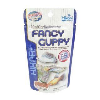 Pelet Hikari Fancy Guppy