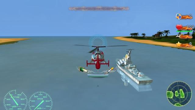 تحميل لعبة حرب الهليكوبتر للكمبيوتر