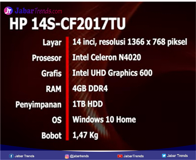 laptop harga 5 jutaan core i7