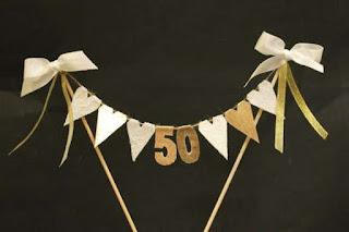 Significado de aniversario de bodas 50 años