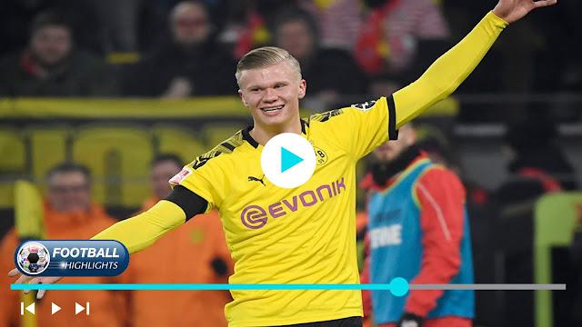 Borussia Dortmund vs Köln – Highlights