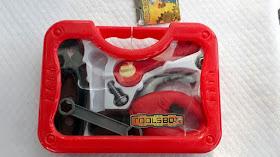 Maleta De Contructor 6 herramientas  Para Niños al increible precio de $6500