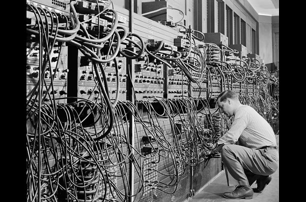 First Generation of Computer (1940 - 1959) ~ ICT Learning ...