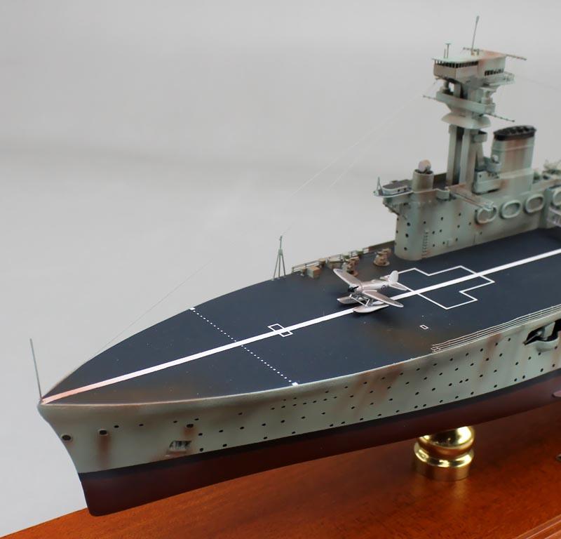 HMS Hermes (95) Aircraft Carrier Model | SD Model Makers