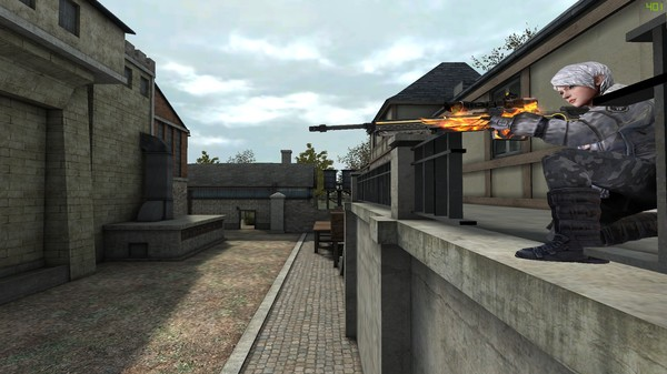 BlackShot Mercenary Warfare FPS Free For PC