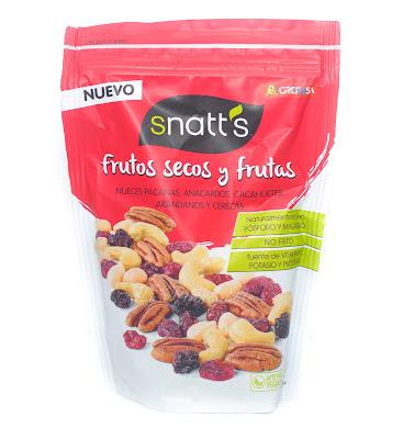 Snatt's frutos secos tostados