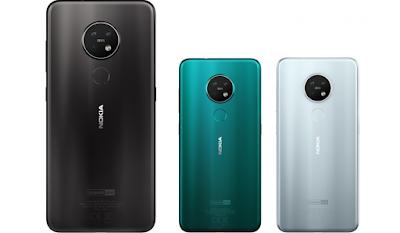 Review Nokia 7.2 (6GB/128GB)