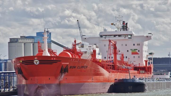 Chem freights rise on methanol, ethanol surge