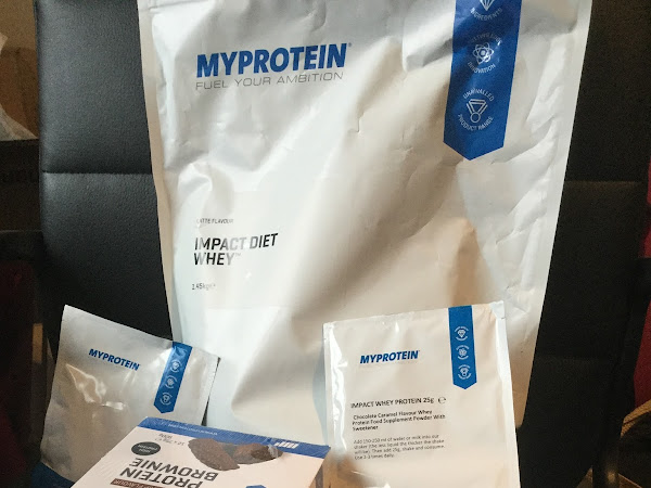 Why I love MyProtein
