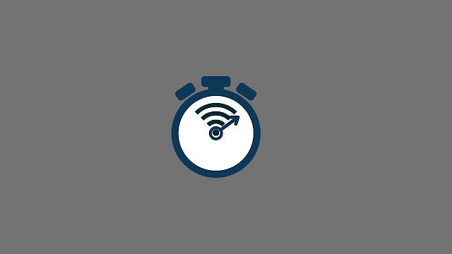 cara mengecek kecepatan wifi indihome