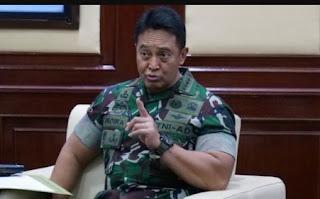 Perintah Jenderal Andika Langsung Keluar Terhadap Penganiayaan Anak SD