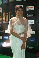 Lakshmi Prasanna in Transparent Saree Spicy Sleeveless Choli at IIFA Utsavam Awards 2017  Day 2  Exclusive 03.JPG