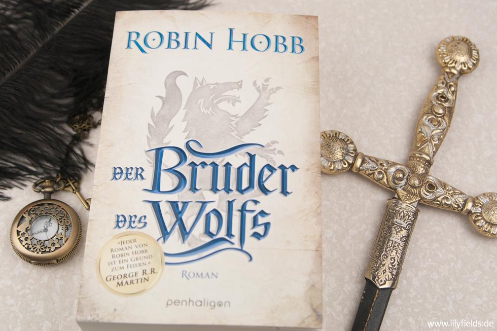 Buchvorstellung - Der Bruder des Wolfs von Robin Hobb