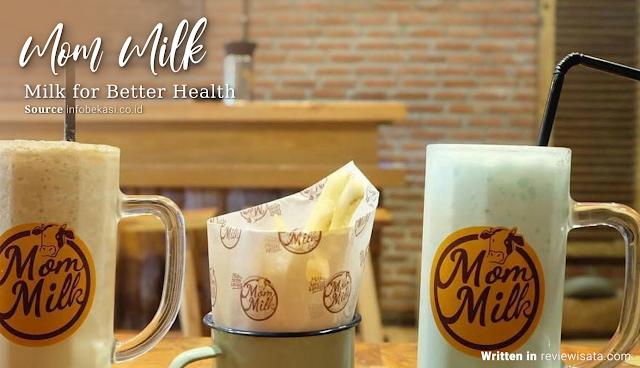 Mom's Milk Jalan Kranggan Jetis Jogja