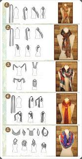 Fular Modelleri 3