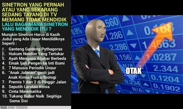 10 Meme Lucu 'Judul FTV' Ini Bikin Gagal Paham yang Baca