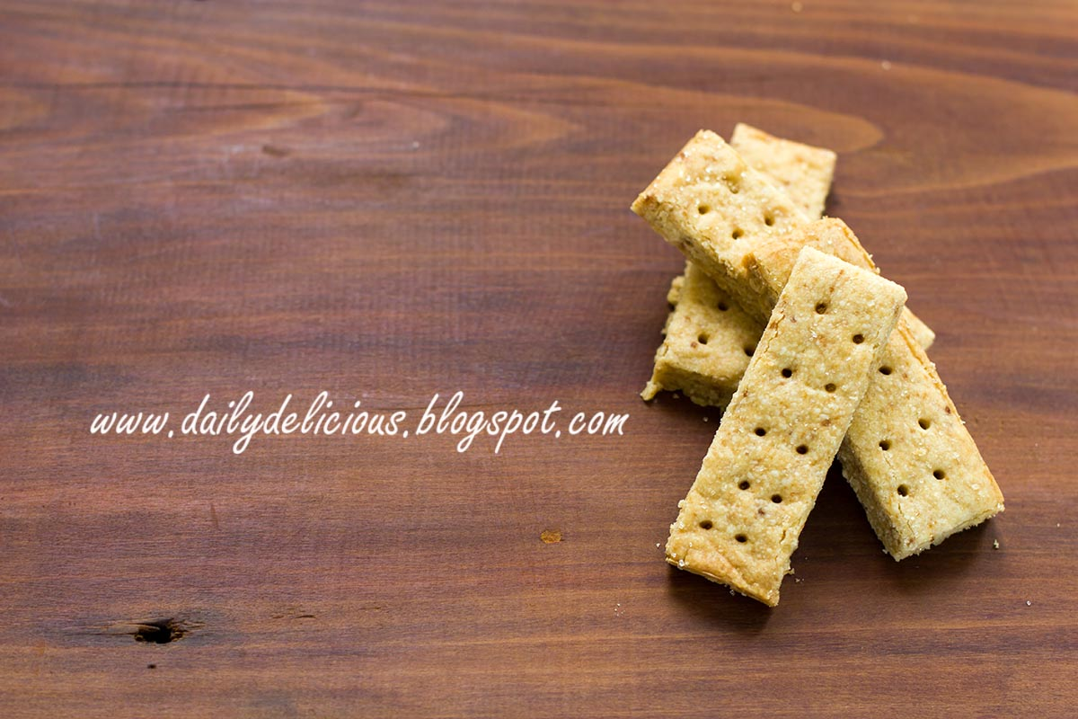 dailydelicious: Brown sugar shortbread: Relax and have a good time
