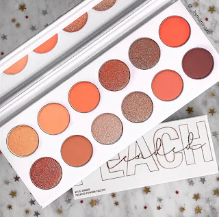 Kylie Cosmetics Peach Extended