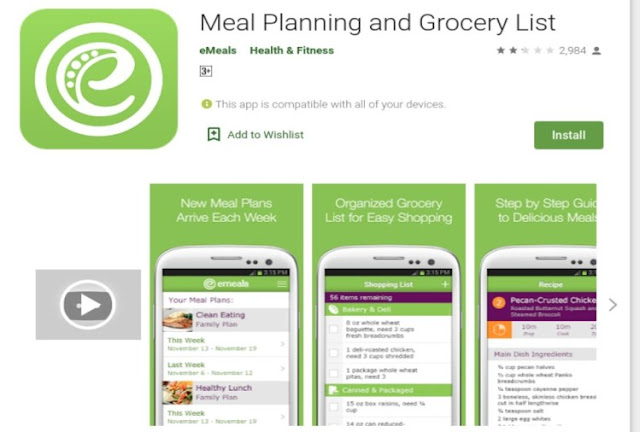 Best Utility Apps For Women Meal Planning