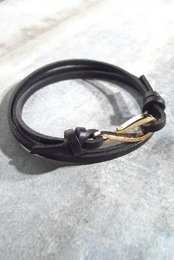 Bracelet cuir Orner