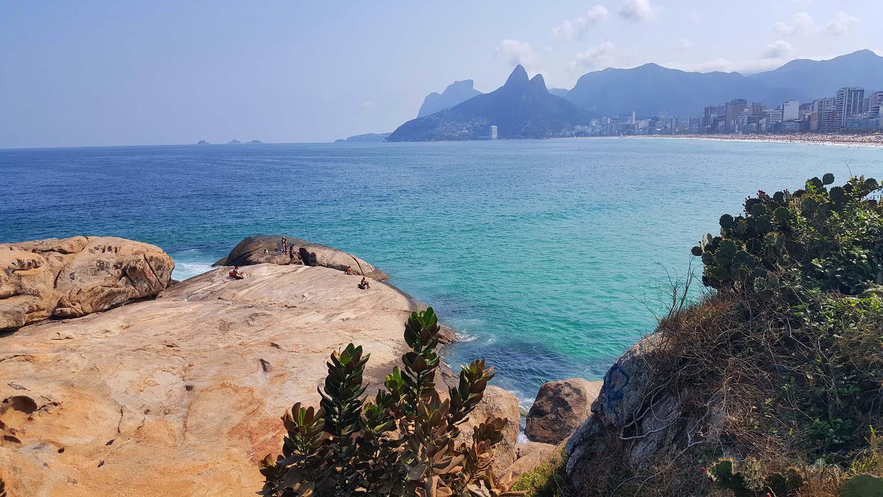Pedra do Arpoador, Rio de Janeiro