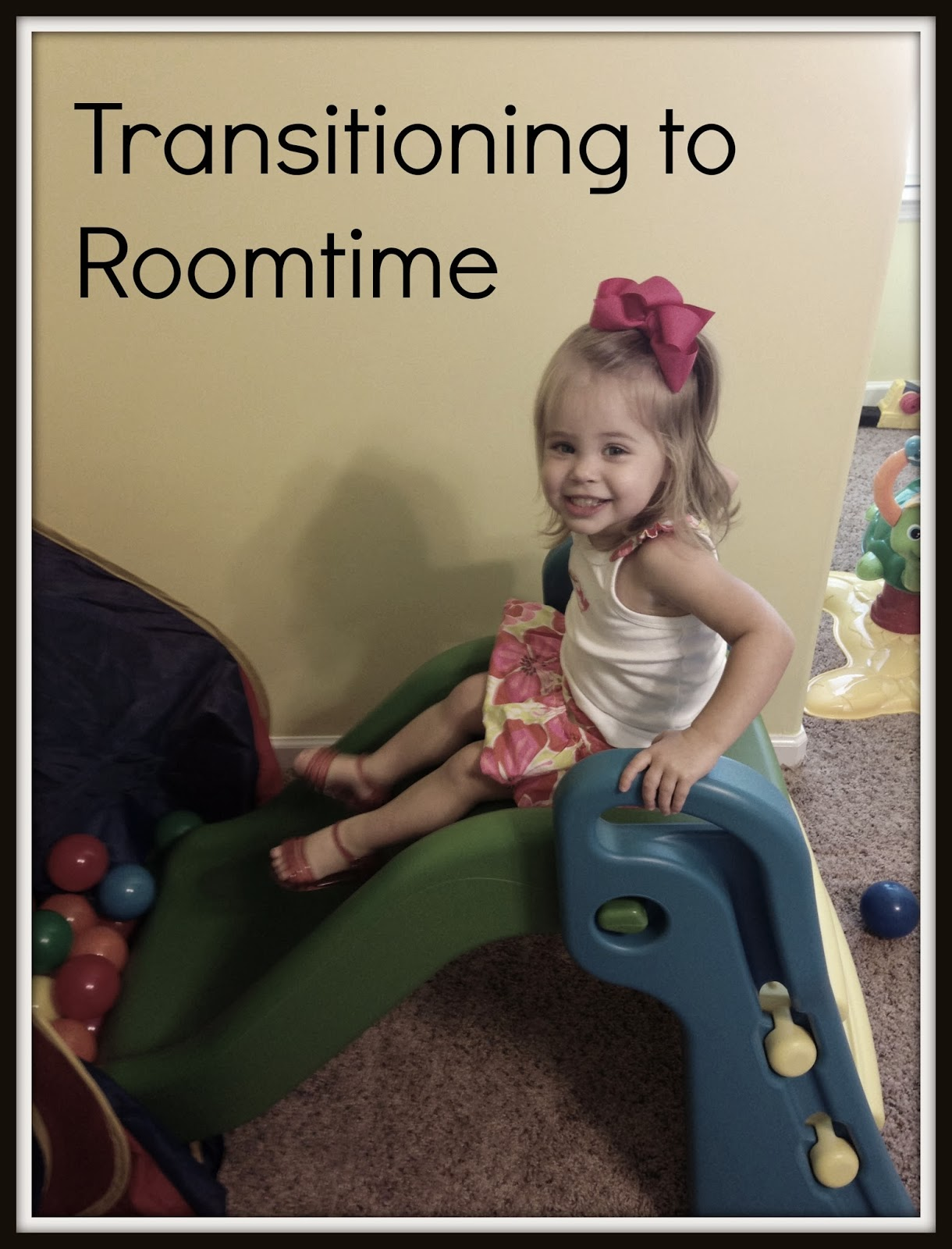 Moving to Roomtime