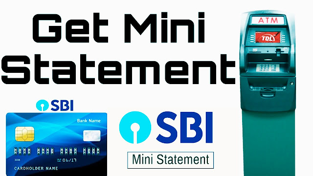 How to get sbi mini statement by missed call or sms
