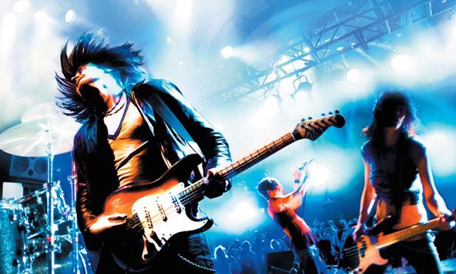Grup Band Rock Legendaris Terbaik Sepanjang Masa