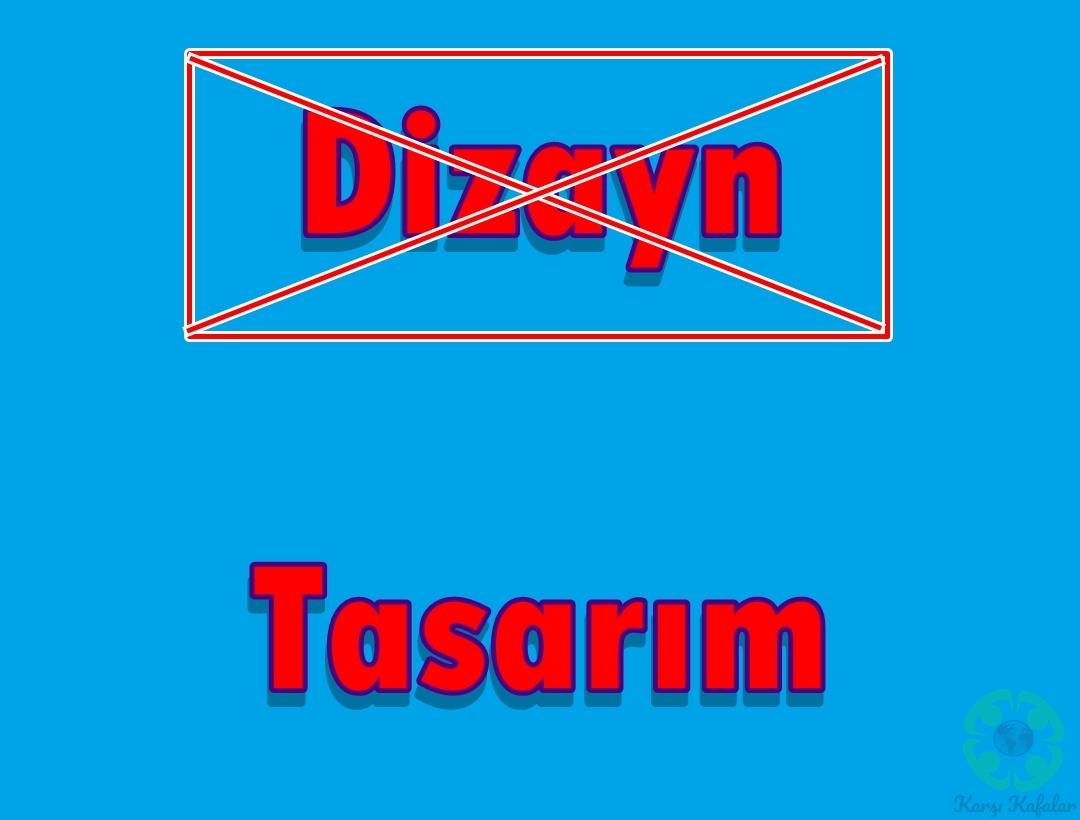 Günlük Hayatta Sık Kullandığımız Kelimeler ve Onların Türkçe Karşılıkları